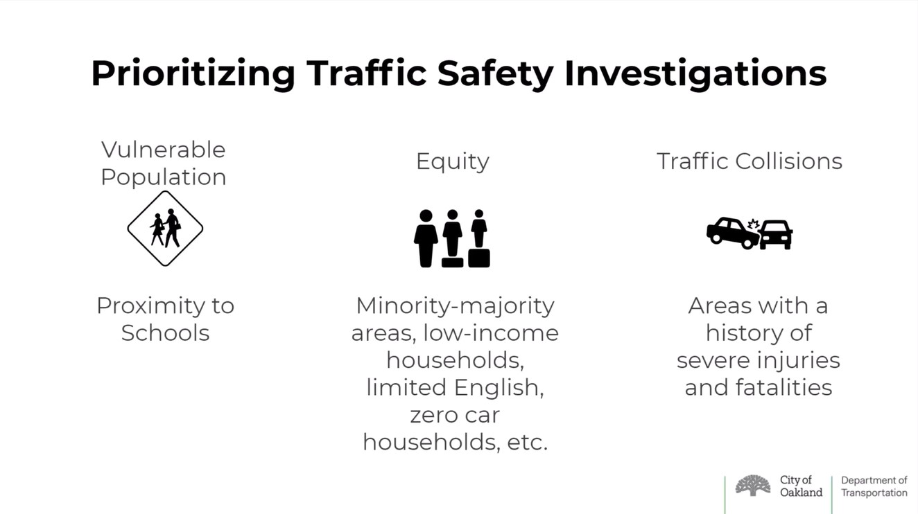 OakDOT is prioritizing equity in transportation investments